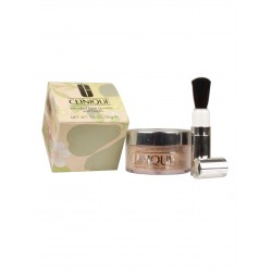 Clinique Blended Face Powder/Brush Gesichtspuder Transparency 4