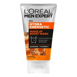 L'Oréal Paris Men Expert Hydra Energetic Cleanser Wake Up Boost Wash 100 ml
