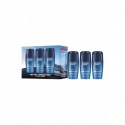 Biotherm Homme Day Control Deodorant Roll-on Trio