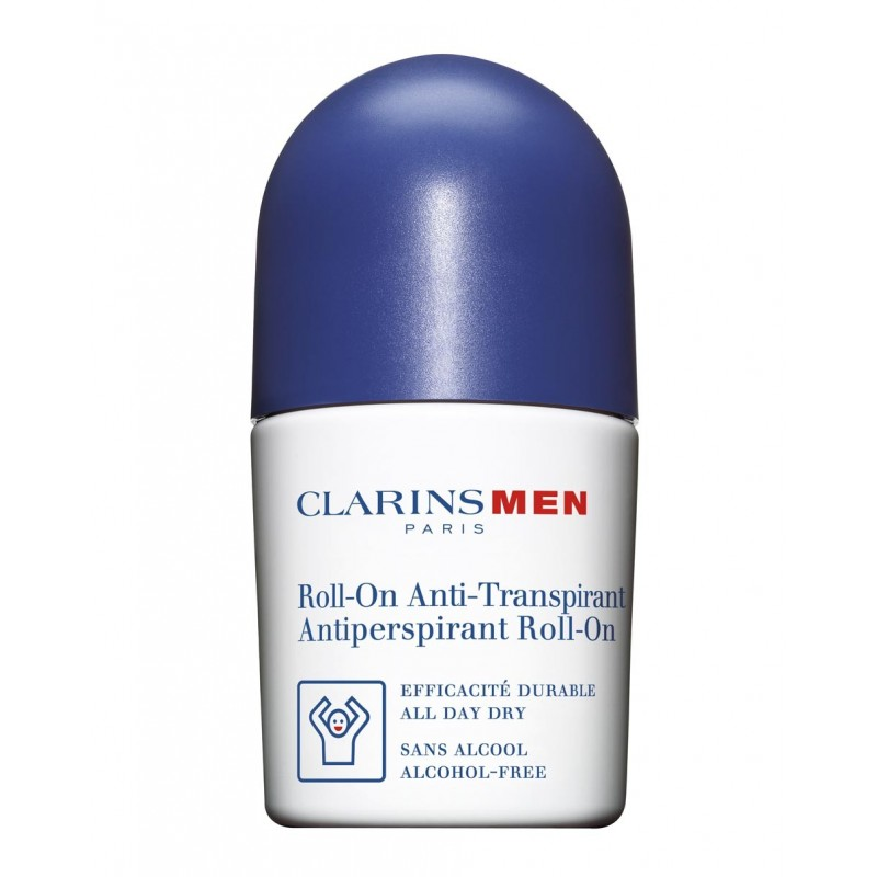 Clarins Men Deodorant Roll On 50 ml