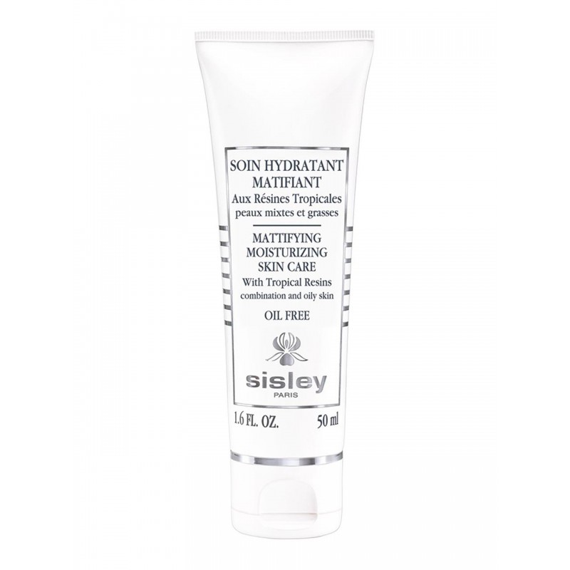 Sisley Mattifying Moisturizing Skin Care with Tropical Resins Tagespflege 50 ml