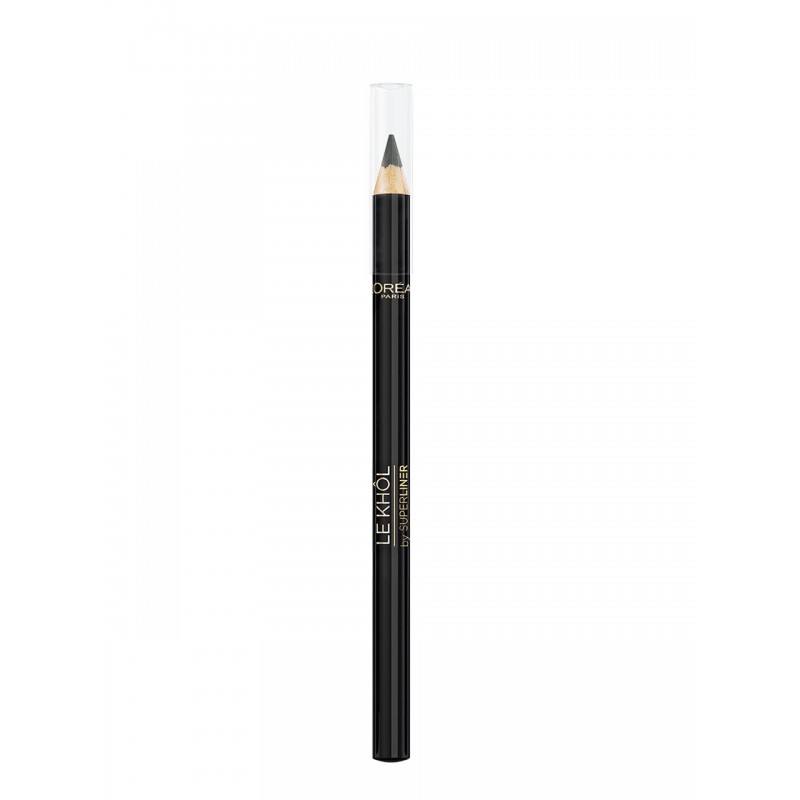L'Oréal Paris Superliner Le Khôl Nr. 101 Midnight Black