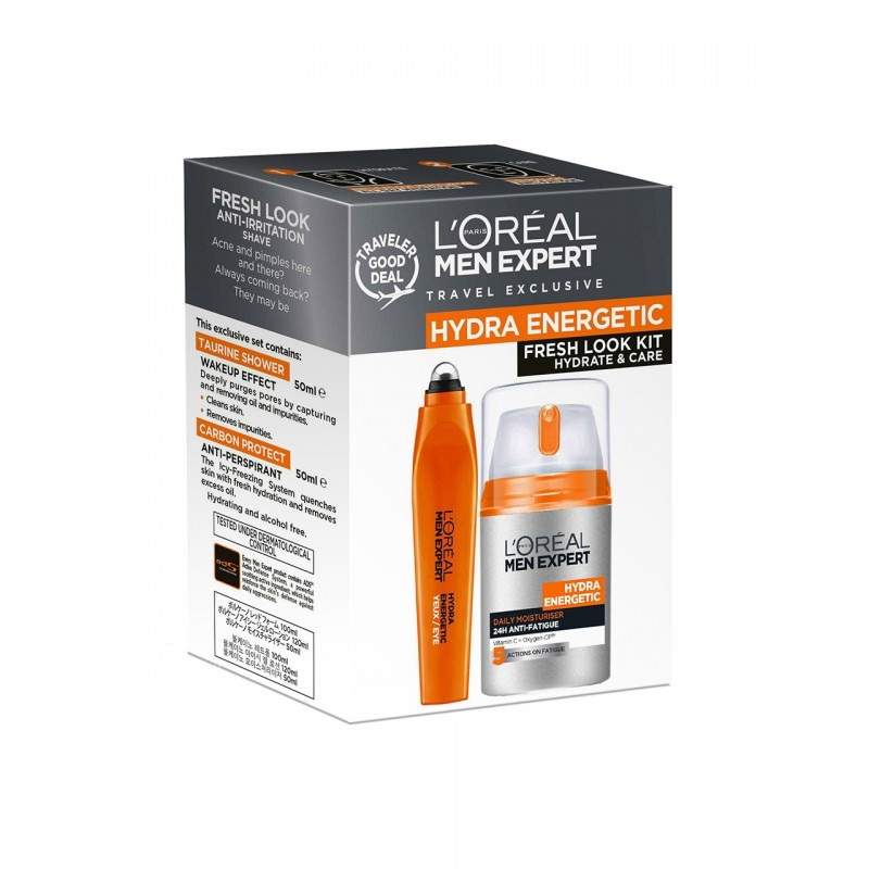L'Oréal Paris Hydra Energetic Duo