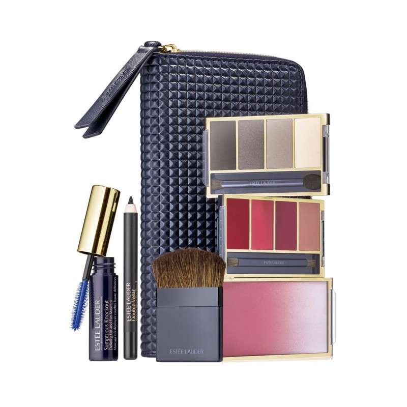 Estée Lauder Travel In Color Make-up Set