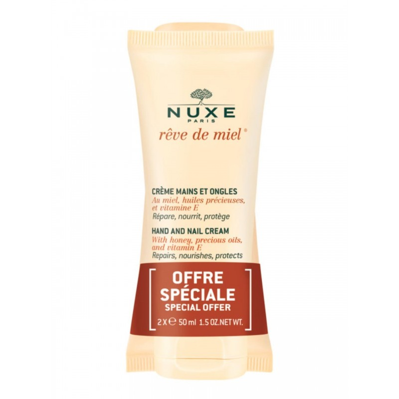 Nuxe Rêve De Miel Duo Set Handcreme 100 ml
