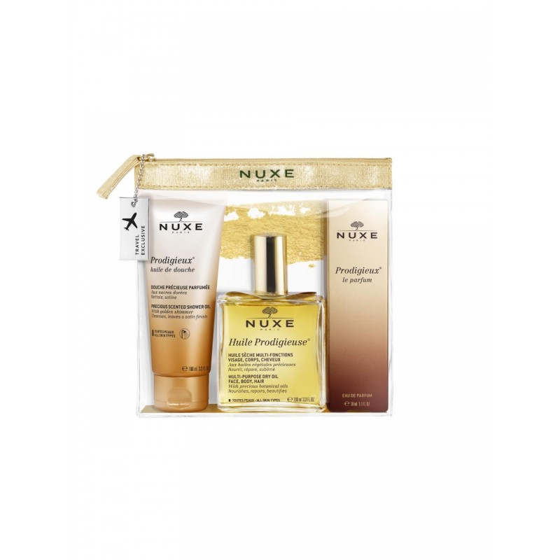Nuxe Travel Gift Collection