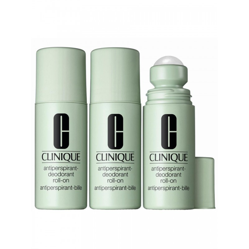 Clinique Deo-Roll on Set