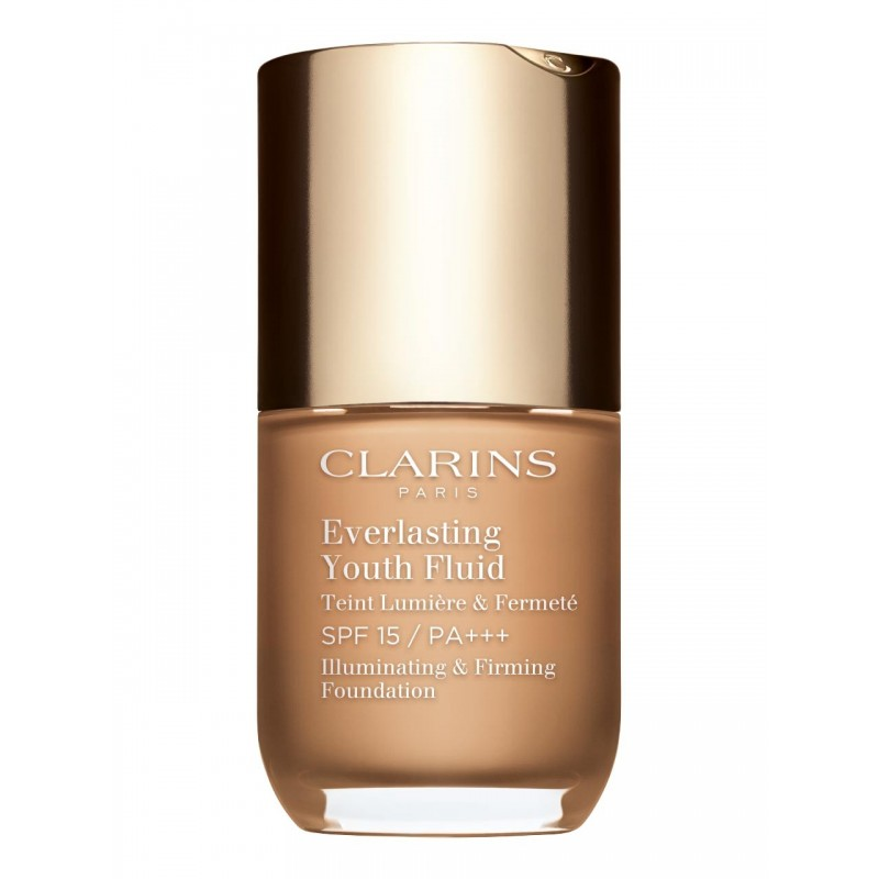 Clarins Everlasting Youth Fluid Foundation Nr. 111 auburn 30 ml