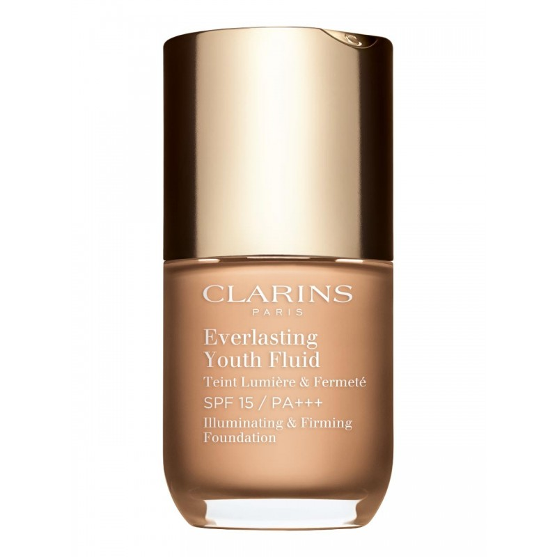 Clarins Everlasting Youth Fluid Foundation Nr. 108