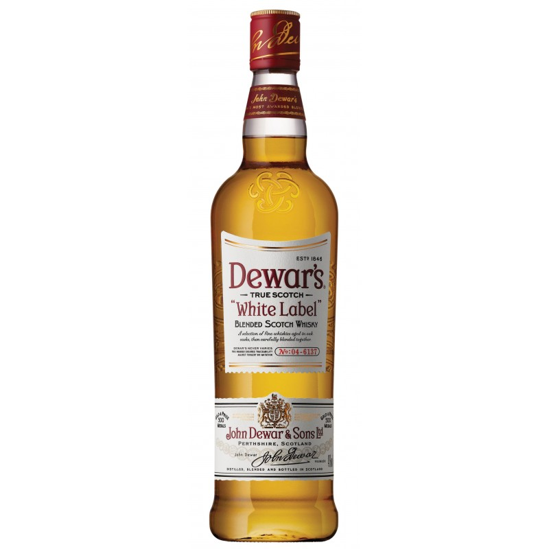 Dewar's White Label 40% 1L
