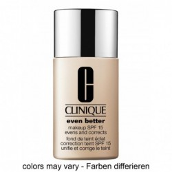 Clinique Even Better Make-up SPF15 Foundation Nr. 118 Amber