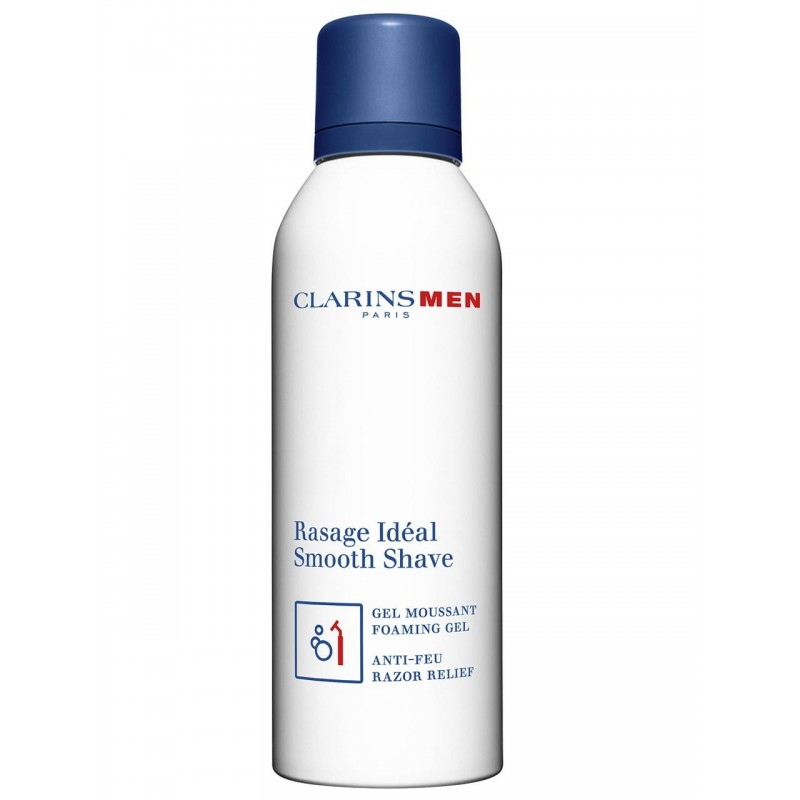Clarins Men Smooth Shave Gel Rasiergel 150 ml